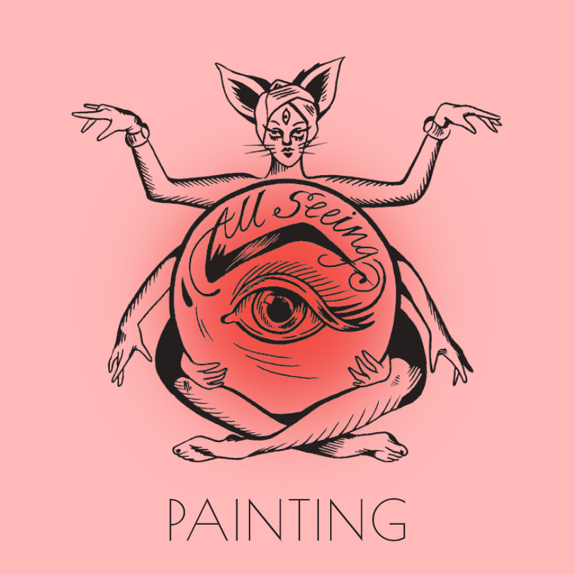 Krista Bursey Painting
