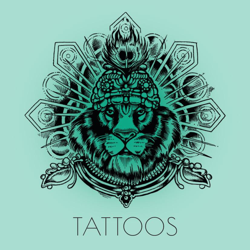 Krista Bursey tattoos
