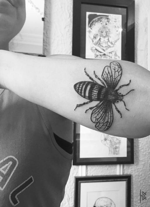 Mil Bee Tattoo