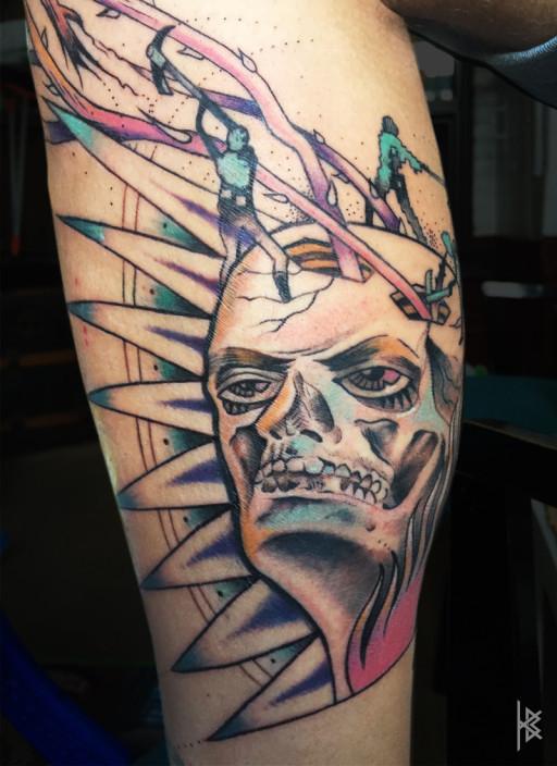 Mental Roots Tattoo