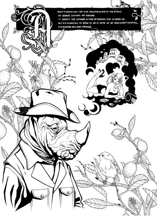 Parnell. ''Rhino'', 2006