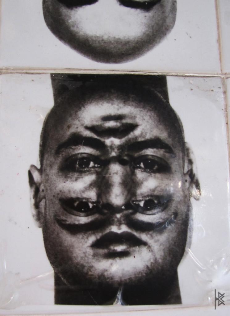 Face Tile Installation