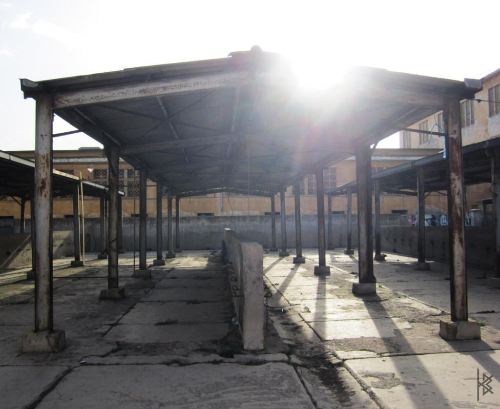 Outside Shelter